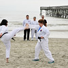 TKD 2014 IOP Black Belt Test & Beach Workout-318