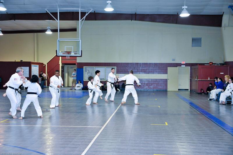 TKD 2014 IOP Black Belt Test & Beach Workout-263