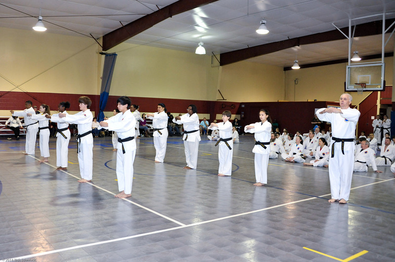TKD 2014 IOP Black Belt Test & Beach Workout-157