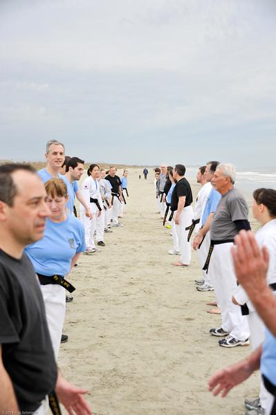 TKD 2014 IOP Black Belt Test & Beach Workout-355