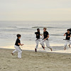 TKD 2014 IOP Black Belt Test & Beach Workout-343