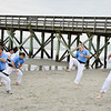 TKD 2014 IOP Black Belt Test & Beach Workout-335