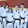 TKD 2014 IOP Black Belt Test & Beach Workout-104