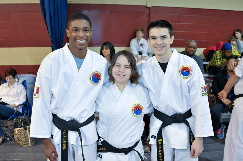 TKD 2014 IOP Black Belt Test & Beach Workout-138