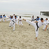 TKD 2014 IOP Black Belt Test & Beach Workout-361