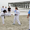TKD 2014 IOP Black Belt Test & Beach Workout-316