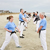 TKD 2014 IOP Black Belt Test & Beach Workout-356