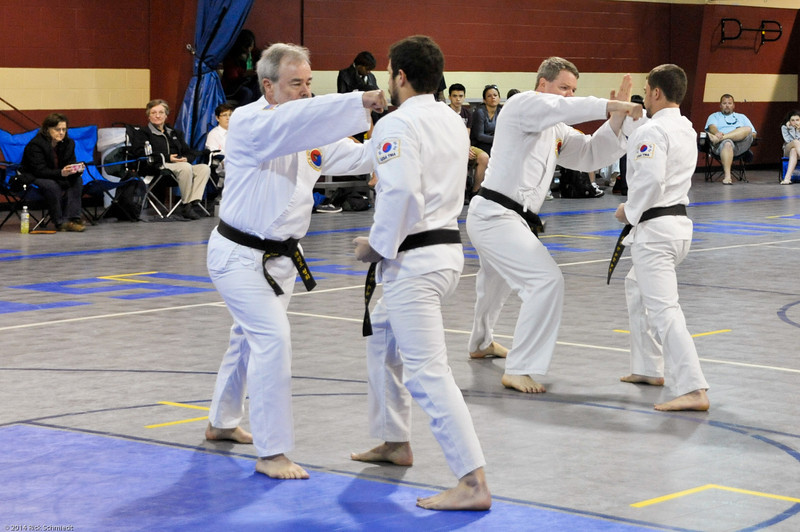 TKD 2014 IOP Black Belt Test & Beach Workout-245