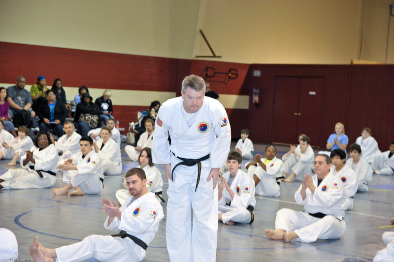 TKD 2014 IOP Black Belt Test & Beach Workout-125