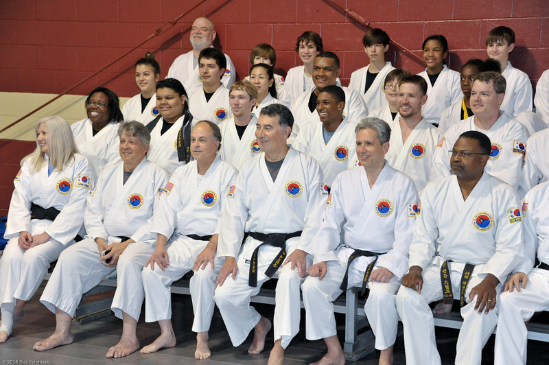 TKD 2014 IOP Black Belt Test & Beach Workout-303