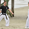 TKD 2014 IOP Black Belt Test & Beach Workout-346