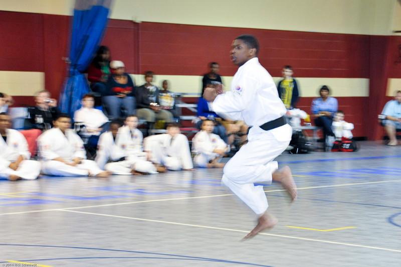 TKD 2014 IOP Black Belt Test & Beach Workout-224