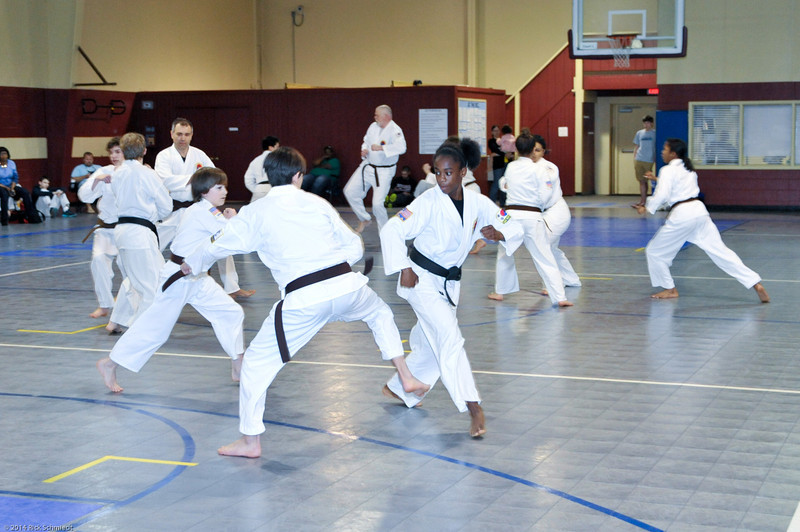 TKD 2014 IOP Black Belt Test & Beach Workout-253