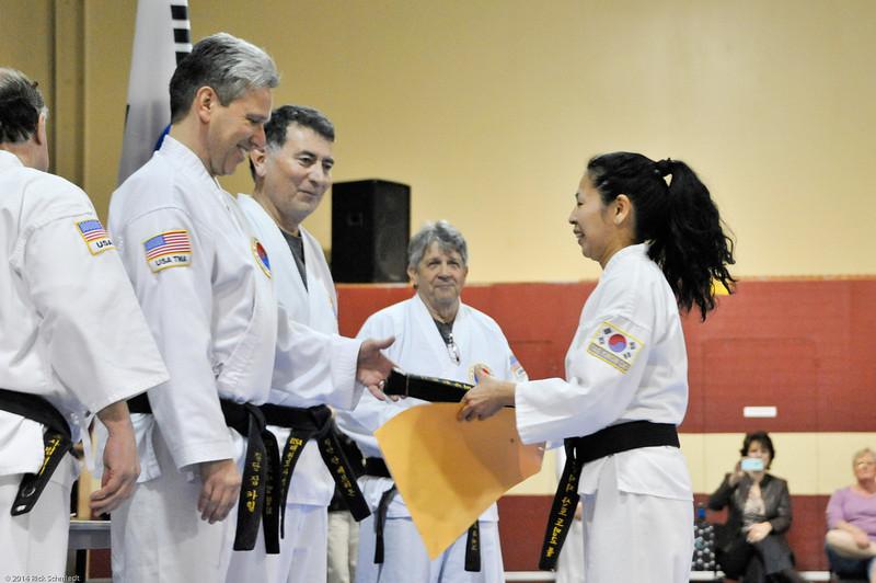 TKD 2014 IOP Black Belt Test & Beach Workout-283