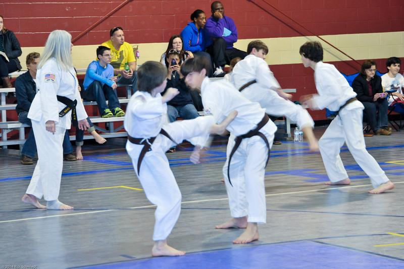 TKD 2014 IOP Black Belt Test & Beach Workout-250