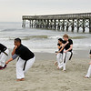 TKD 2014 IOP Black Belt Test & Beach Workout-338