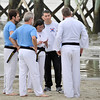 TKD 2014 IOP Black Belt Test & Beach Workout-324