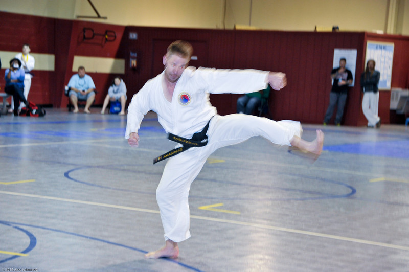 TKD 2014 IOP Black Belt Test & Beach Workout-221