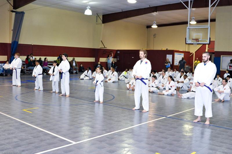 TKD 2014 IOP Black Belt Test & Beach Workout-154