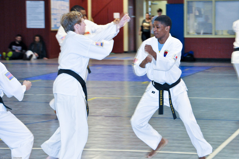 TKD 2014 IOP Black Belt Test & Beach Workout-258