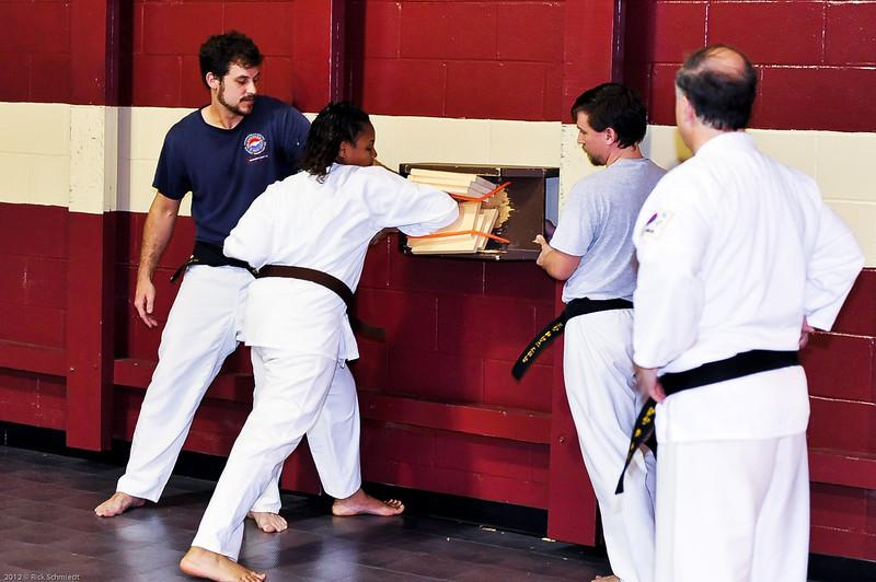 USATMA Board Breaking Practice 2012 IOP-124