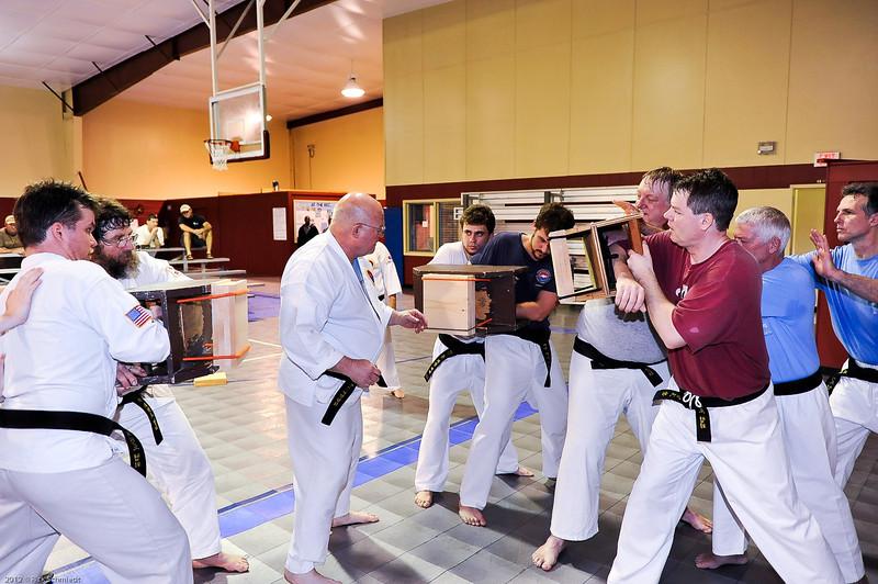 USATMA Board Breaking Practice 2012 IOP-139