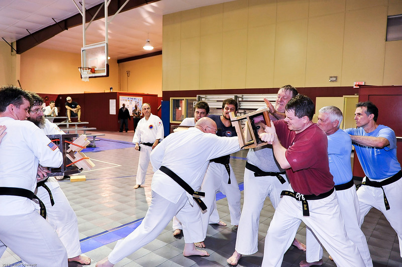 USATMA Board Breaking Practice 2012 IOP-145