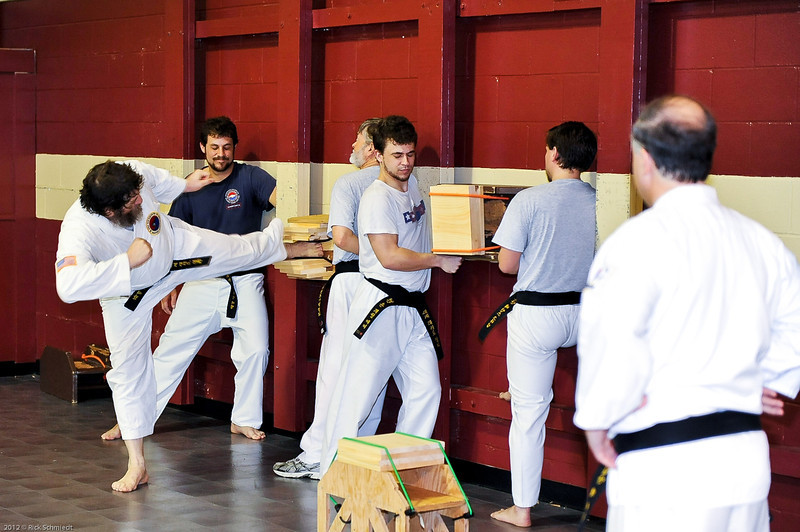USATMA Board Breaking Practice 2012 IOP-125