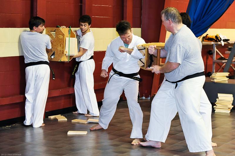 USATMA Board Breaking Practice 2012 IOP-134