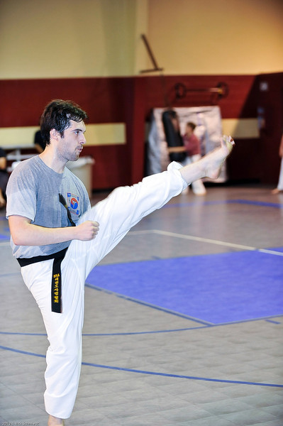USATMA Board Breaking Practice 2012 IOP-100