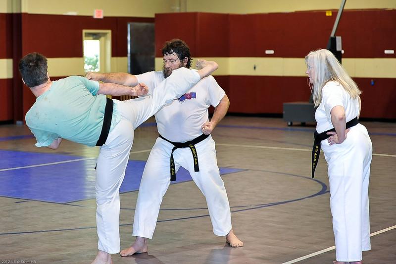 USATMA Board Breaking Practice 2012 IOP-112
