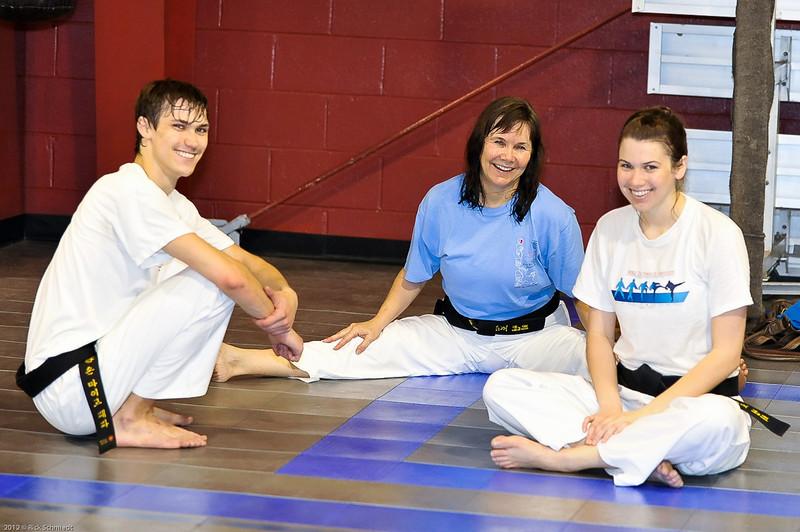USATMA Board Breaking Practice 2012 IOP-103