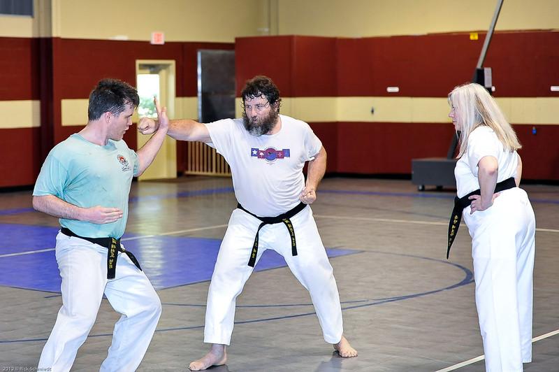 USATMA Board Breaking Practice 2012 IOP-111