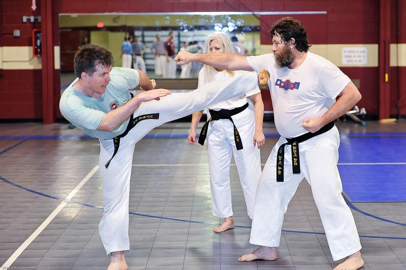 USATMA Board Breaking Practice 2012 IOP-107