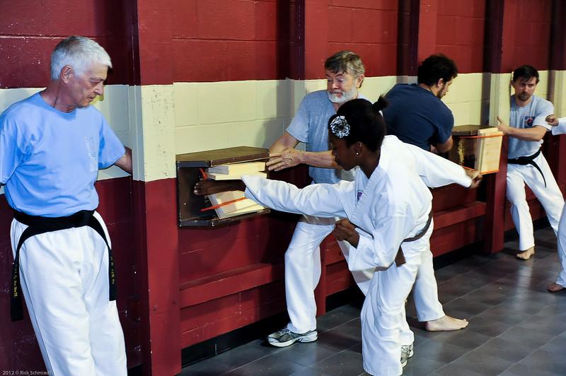 USATMA Board Breaking Practice 2012 IOP-119