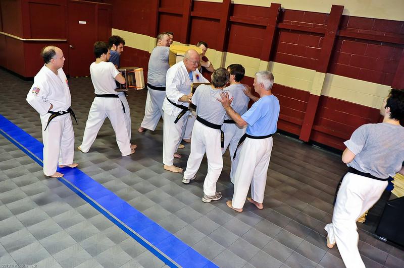 USATMA Board Breaking Practice 2012 IOP-135
