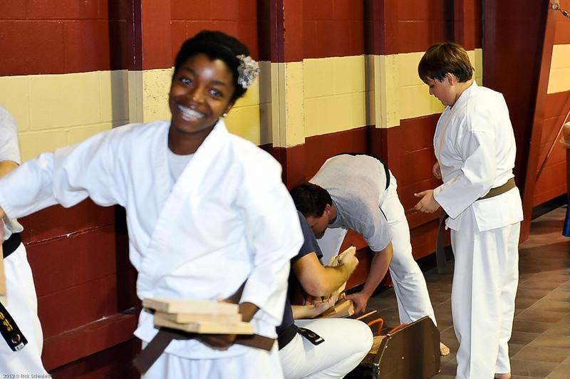 USATMA Board Breaking Practice 2012 IOP-120