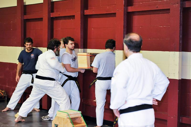 USATMA Board Breaking Practice 2012 IOP-126