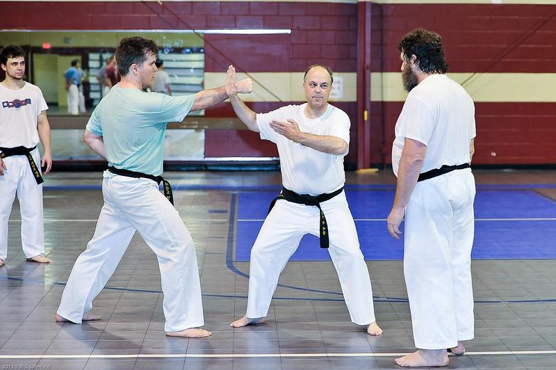 USATMA Board Breaking Practice 2012 IOP-102