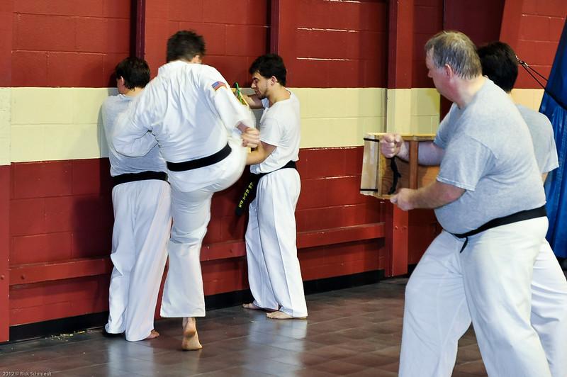 USATMA Board Breaking Practice 2012 IOP-133