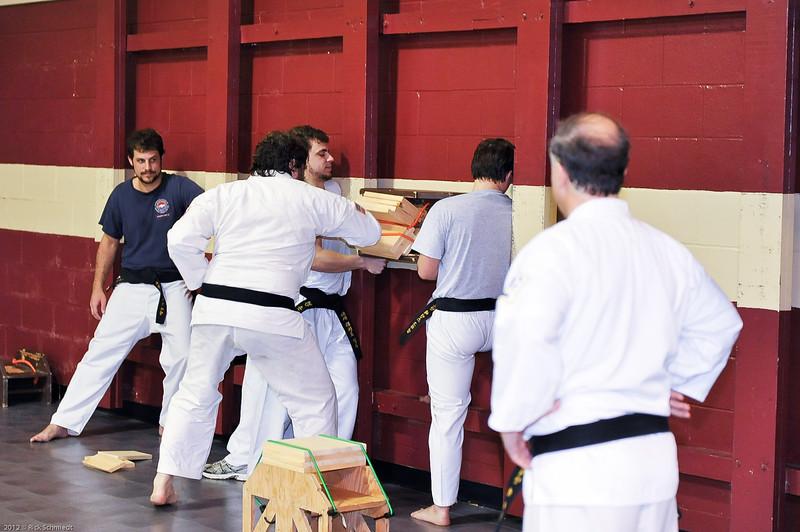 USATMA Board Breaking Practice 2012 IOP-127