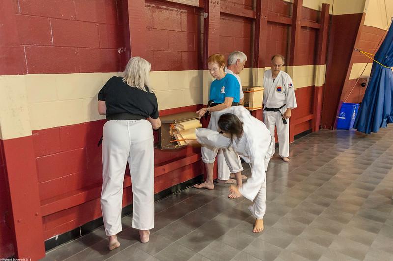 USATMA Black Belt Board Breaking 2018-254