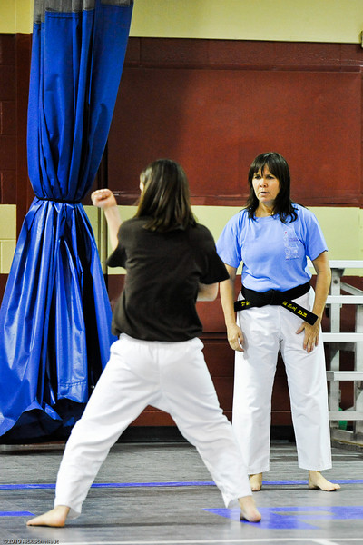 TKD Board Breaking 2010-107
