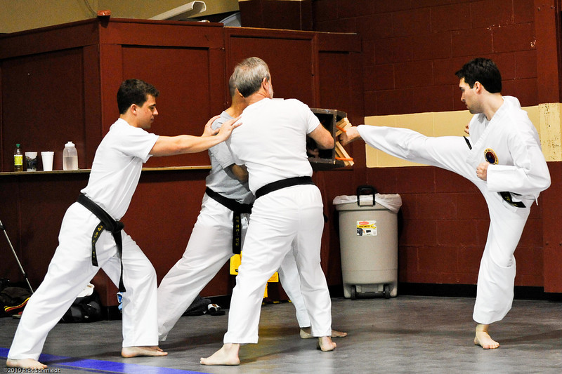 TKD Board Breaking 2010-116