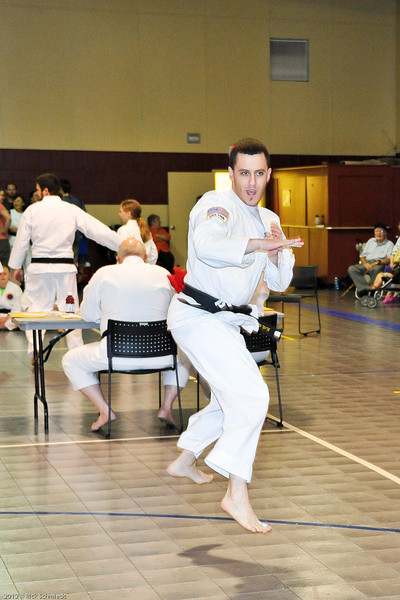 Tae Kwon Do IOP Tournament 2012-205