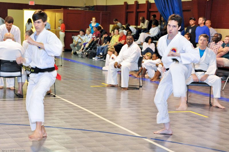 Tae Kwon Do IOP Tournament 2012-217