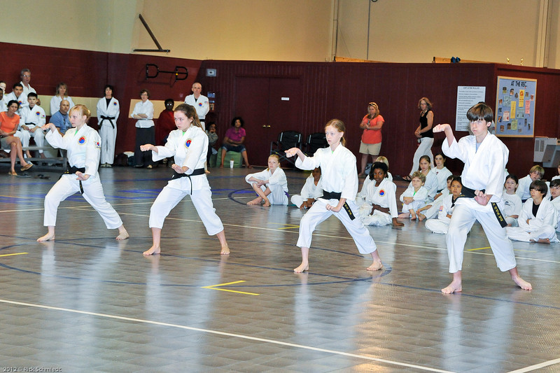 Tae Kwon Do IOP Tournament 2012-137