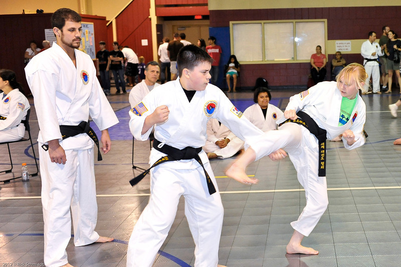 Tae Kwon Do IOP Tournament 2012-198