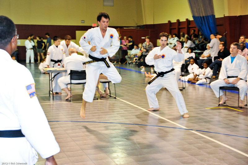 Tae Kwon Do IOP Tournament 2012-201