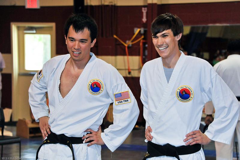 Tae Kwon Do IOP Tournament 2012-257